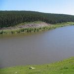 Водность и режимные состояние рек