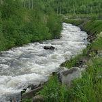 Действую силы и параметры рек