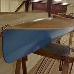 Подготовка лодки
