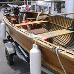 ремонт лодки